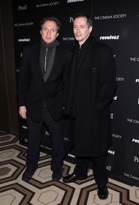 Michael Buscemi and Steve Buscemi at the screening of