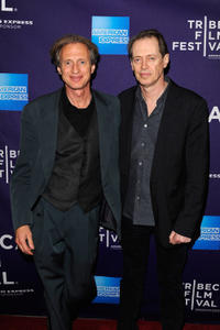 Michael Buscemi and Steve Buscemi at the 2012 Tribeca Film Festival.