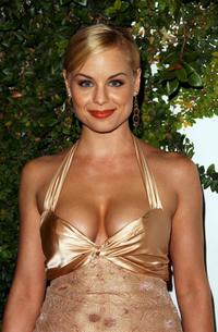 Jessica Collins at the Fox TV Emmy After Party.