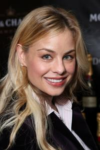 Jessica Collins at the Moet and Chandon suite during the 2008 SAG Awards.