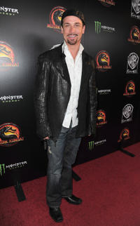 Colin Cunningham at the California premiere of