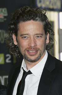 Dexter Fletcher at the CobraVision Film Awards.