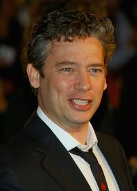 Dexter Fletcher at the premiere of