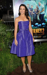 Kristin Davis at the California premiere of