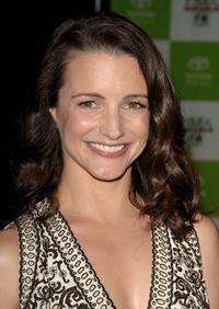 Kristin Davis at the 16th Annual Environmental Media Awards.