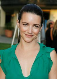 Kristin Davis at the LA premiere of HBO's