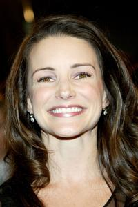 Kristin Davis at the premiere of