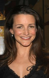 Kristin Davis at the HBO Films