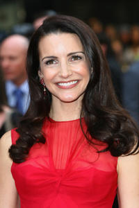 Kristin Davis at the London