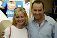 Bonnie Hunt and Mark Derwin at the ABC Primetime Preview Weekend.