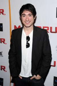Jason Fuchs at the premiere of