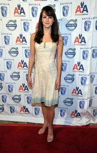 Carla Gallo at the 5th Annual British Academy of Film and Television Arts/LA Awards.