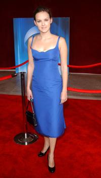 Carla Gallo at the 53rd Annual Primetime Emmy Awards.