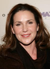 Peri Gilpin at the pre-Oscar party of