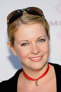Melissa Joan Hart at the Hollywood Hot Moms Soiree benefting the Step Up Women's Network.