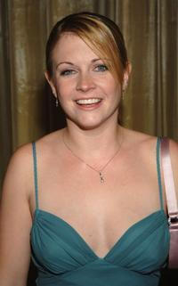 Melissa Joan Hart at the 9th Annual Families Matter Benefit and Celebration.