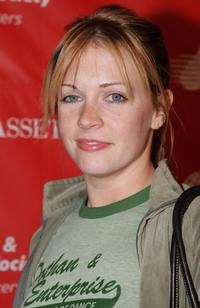 Melissa Joan Hart at the