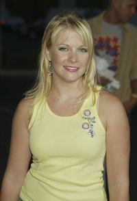 Melissa Joan Hart at the premiere of