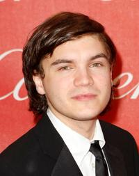 Emile Hirsch at the 2008 Palm Springs International Film Festival Awards gala.