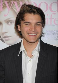 Emile Hirsch at the 7th Annual Breakthrough of The Year Awards.