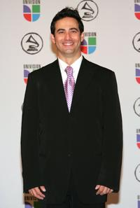 Rene Lavan at the 7th Annual Latin Grammy Awards.