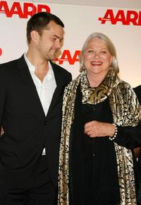 Louise Fletcher and Joshua Jackson at the 6th Annual Movies For Grownups Awards.