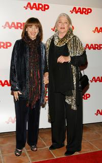 Louise Fletcher and Valerie Harper at the 6th Annual Movies For Grownups Awards.