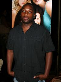 Sean Nelson at the special screening of
