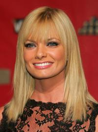 Jaime Pressly at the VH1 Rock Honors.