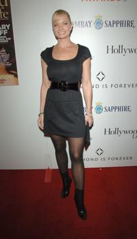 Jaime Pressly at the 4th Annual Hollywood Style Awards.
