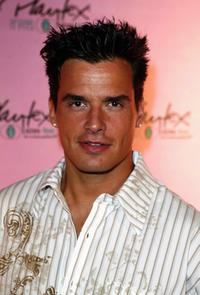 Antonio Sabato, Jr. at the