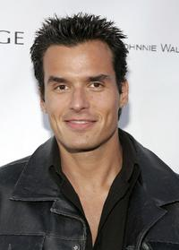 Antonio Sabato, Jr. at the People En Espanol's 4th Annual