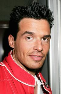 Antonio Sabato, Jr. at the Heatherette Holiday.