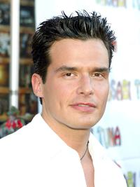 Antonio Sabato, Jr. at the premiere of