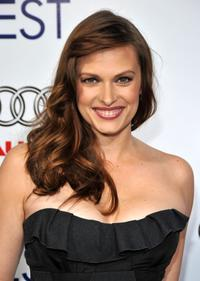 Vinessa Shaw at the 2008 AFI Fest.