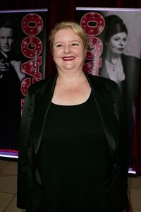 Magda Szubanski at the opening night for the new stage production of the musical