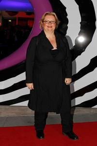 Magda Szubanski at the opening night of