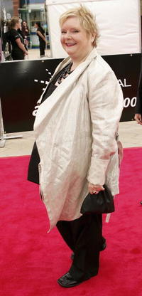Magda Szubanski at the L'Oreal Paris 2005 AFI Awards.