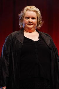 Magda Szubanski at the media launch for