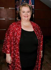 Magda Szubanski at the 2007 Helpmann Awards.