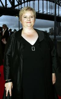 Magda Szubanski at the 2005 Lexus IF Awards.