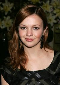 Amber Tamblyn at the after party of the premiere of