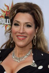 Lisa Ann Walter at the Legendary Bingo 10th Anniversary.