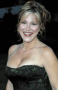 Lisa Ann Walter at the NBC Summer Press Tour All-Star Party.