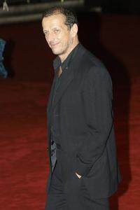 Marco Baliani at the premiere of