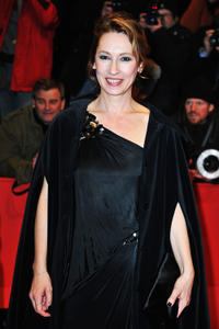 Emmanuelle Bercot at the premiere of