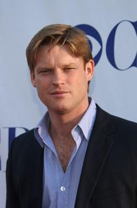 Brad Beyer at the CBS Summer Stars Party 2007.
