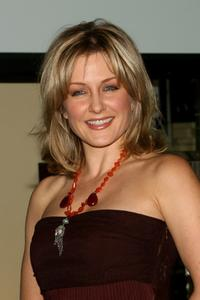 Amy Carlson at the Brady Center to Prevent Gun Violence Benefit Reception.