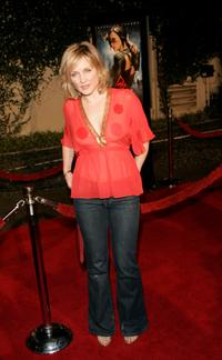 Amy Carlson at the premiere of