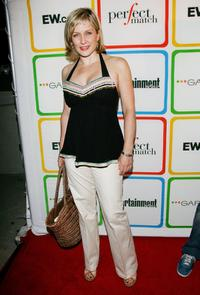 Amy Carlson at the Entertainment Weekly's